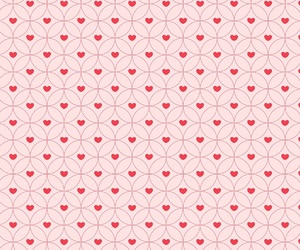 backround, heart, and hearts image