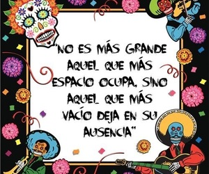 frases, catrina, and day of the dead image