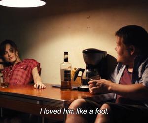 love, fool, and movie image