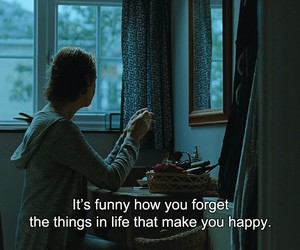 forget, happy, and life image