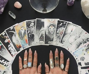 witch, witchcraft, and magic image