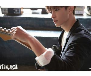 DK, carat, and Seventeen image