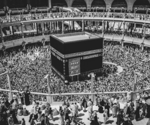 islam, arabic, and mecca image