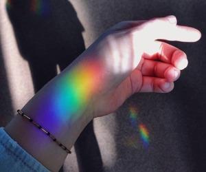 rainbow and unicors image