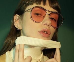 alternative, art, and brunette image