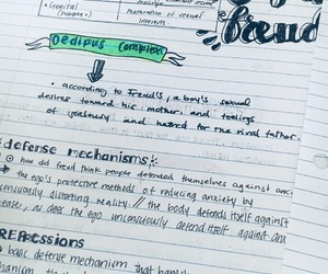 studying, studyspo, and bullet journal image