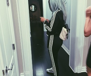 kylie jenner, adidas, and kylie image