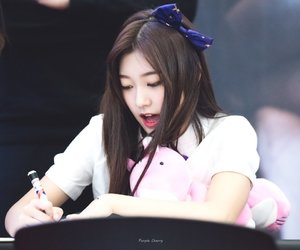 kpop, ulzzang, and fansign image
