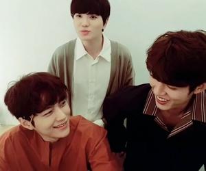 boys, sungjong, and myungyeol image