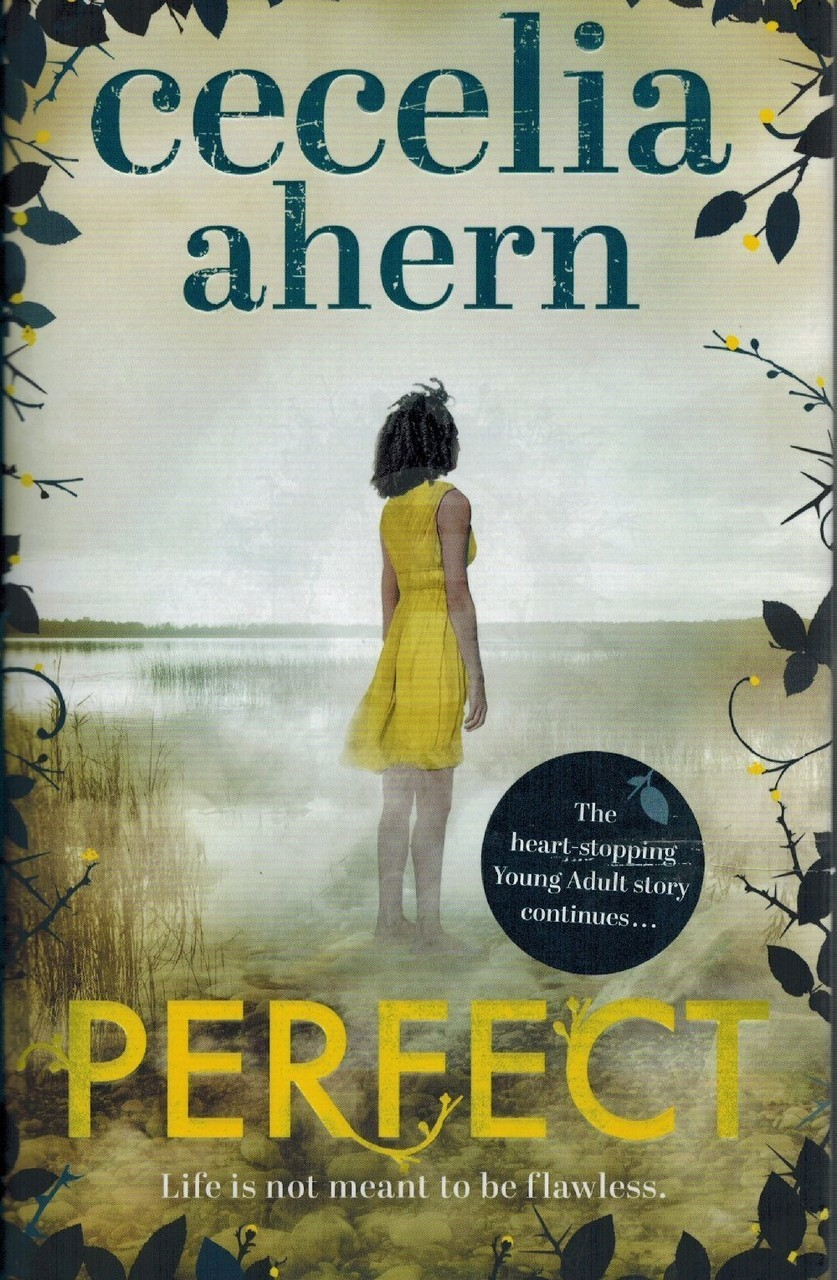 books, cecilia ahern, and perfect image