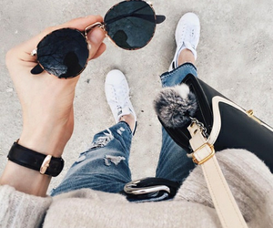 outfit, fashion, and goals image