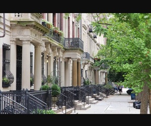 home, new york, and 🏡 image