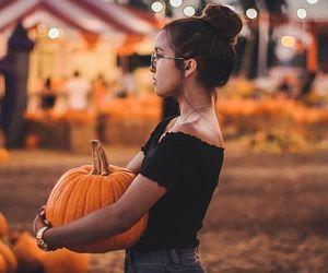 autumn, costume, and fall image