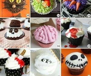 cake, food, and Halloween image