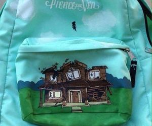 backpack, pierce the veil, and collide with the sky image