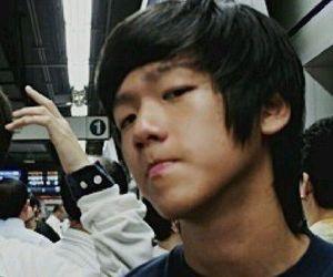 exo, baekhyun, and predebut image
