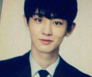 exo, chanyeol, and predebut image