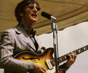 john lennon, music, and rock music image
