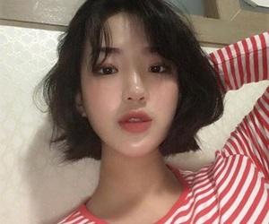 anime, girl, and korea image