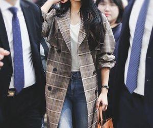 kpop, airport fashion, and aöä image