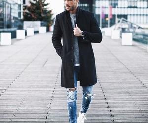 fashion, guy, and man image