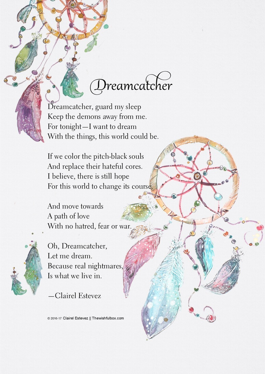 Love Cute Dream Catcher Quotes | S Quotes Daily