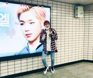 k fashion, airport fashion, and hwang minhyun image