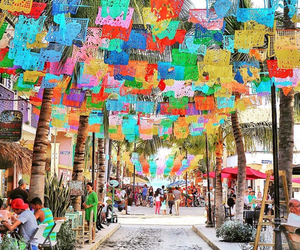 travel and mexico image