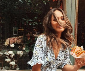 fashion, dress, and food image