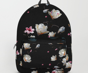 backpack, bags, and schoolbag image