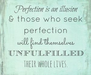illusion and perfection image