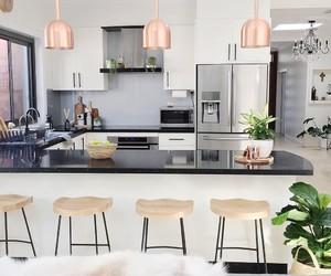 cozinha, decor, and decoração image