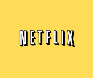 netflix, yellow, and article image