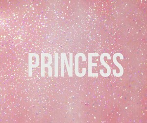 pink, princess, and 👑 image