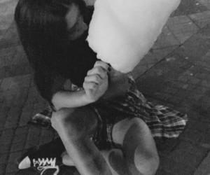 girl, algodon de azucar, and tumblr photos image
