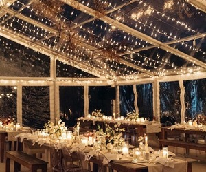 beautiful, events, and wedding image