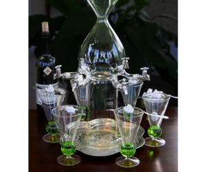 absinthe fountain, absinthe, and absintheonthenet.com image