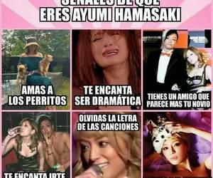 ayumi hamasaki, lol, and jpop image