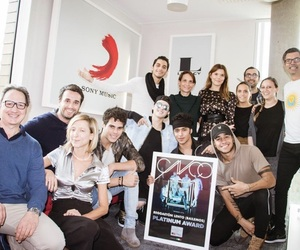 sony music italy, 🇮🇹, and cnco image