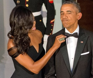 couple, inspiration, and michelle obama image