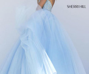 cheap beaded prom dresses and long tulle evening gowns image