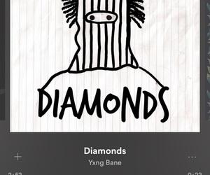 diamonds and shining image