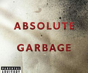 90's, garbage, and music image