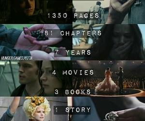 katniss, mockingjay, and gale image