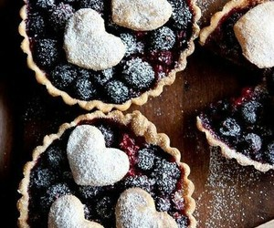 food, sweet, and heart image