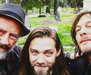Gregory, jesus, and norman reedus image