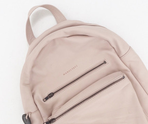 fashion, backpack, and style image