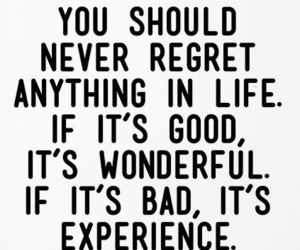 quotes, life, and experience image