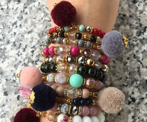 accesories, bracelet, and armcandy image