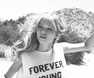 girl, Forever Young, and young image